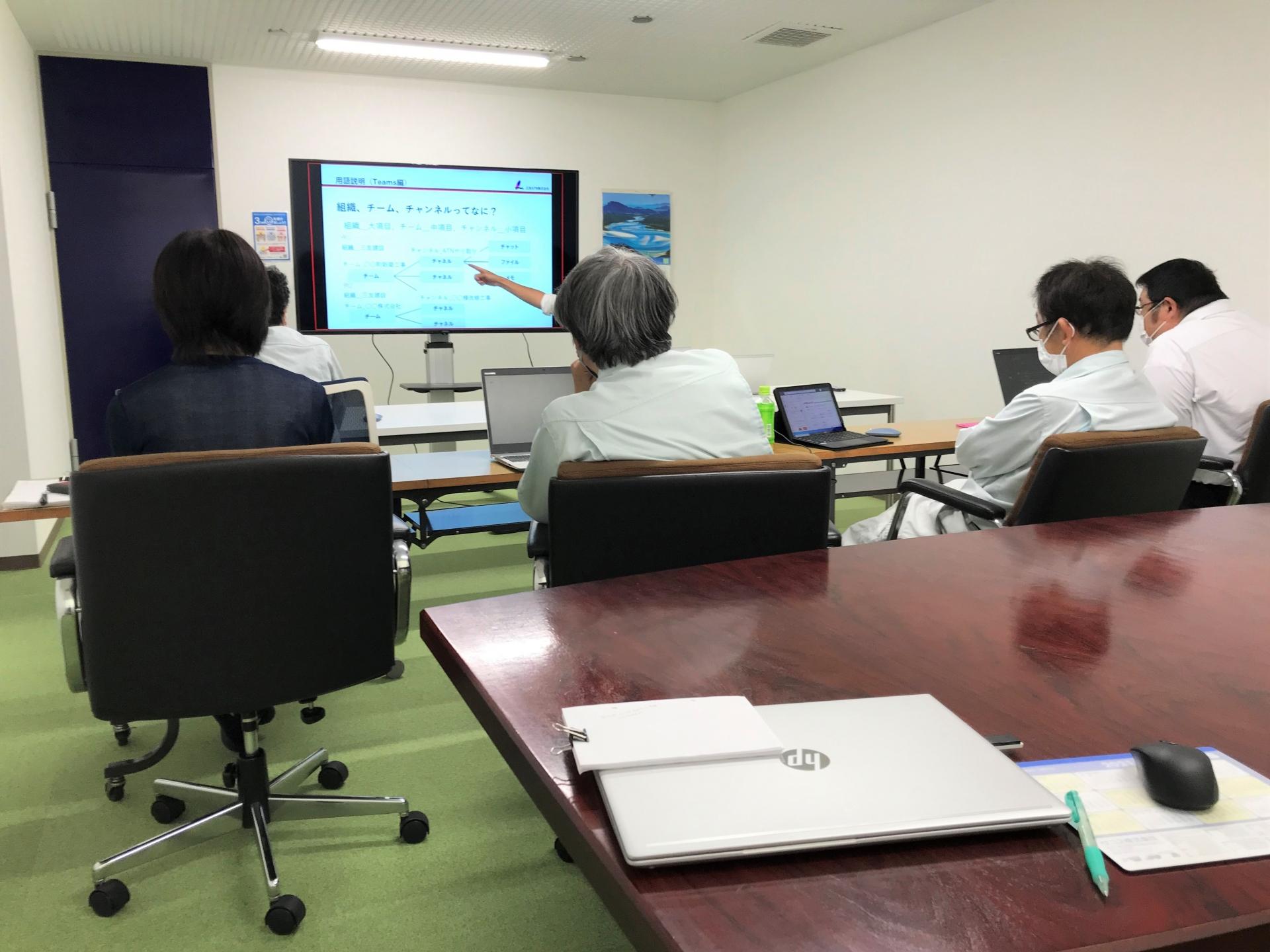 IT勉強会の開催